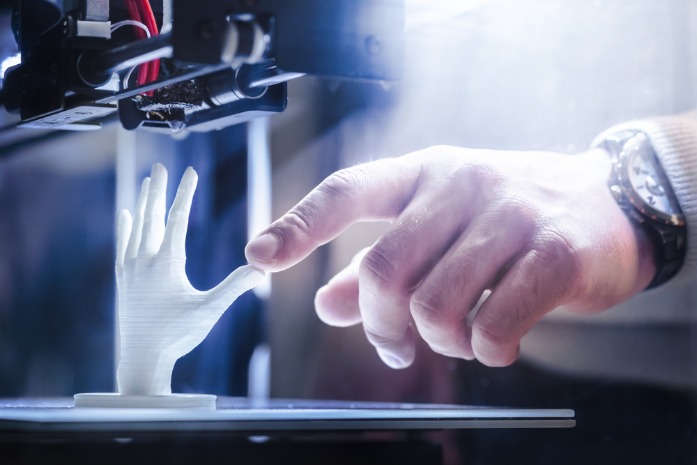 Sustainability Mind-set Gives 3D Printing An Extra Boost